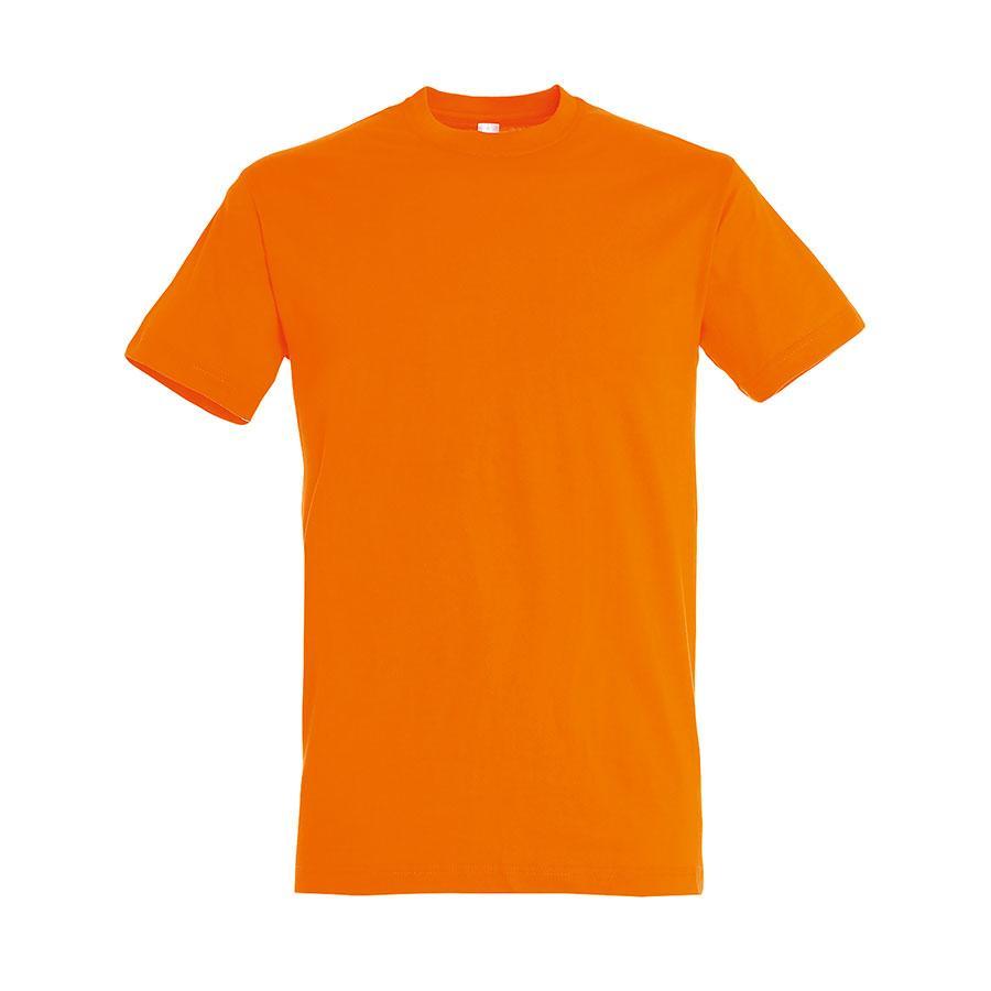 "Футболка ""Regent"", оранжевый_S, 100% х/б, 150 г/м2"