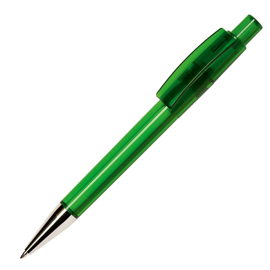 Ручка шариковая NEXT, зеленый, пластик