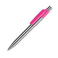 Ручка шариковая MOOD METAL, розовый, металл, пластик