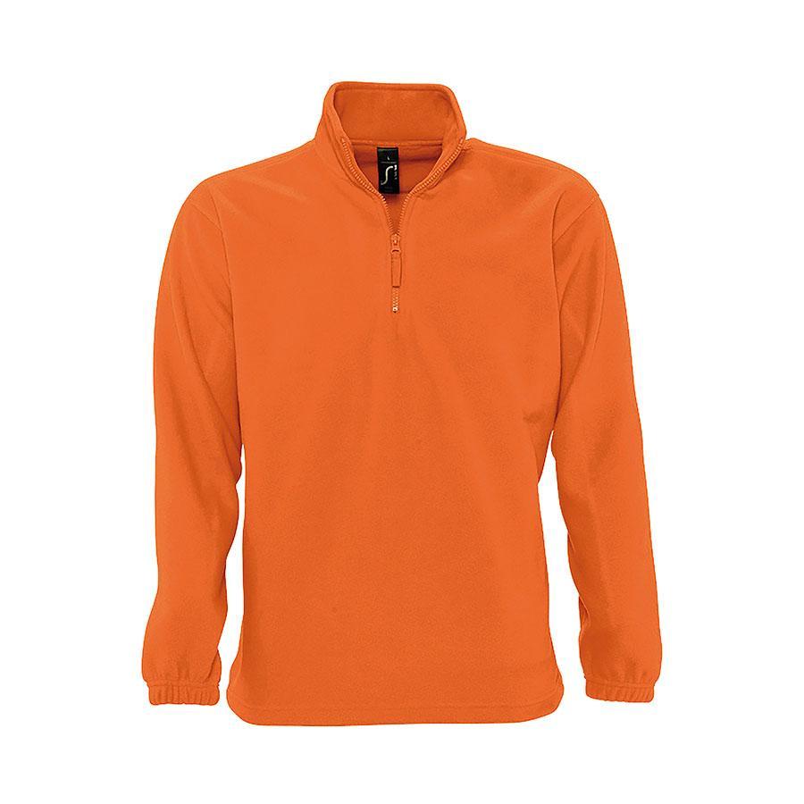 "Толстовка ""Ness"", оранжевый_XXL, 100% п/э, 300 г/м2"