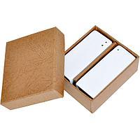 """Набор """"Towers"""":солонка и перечница в подарочной упаковке, 1шт:3х7,5х3см,фарфор"""