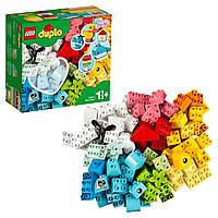 Конструктор LEGO DUPLO Classic Шкатулка-сердечко 10909