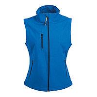 "Жилет женский ""TARVISIO LADY"", ярко-синий, XL, 95% полиэстер, 5% эластан, 320 г/м2, фото 1"