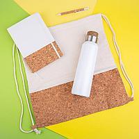 Набор подарочный CLEARMIND: блокнот, бутылка для воды, ручка шариковая, рюкзак