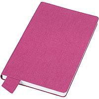 "Бизнес-блокнот А5  ""Provence"", розовый , мягкая обложка, в клетку, фото 1"