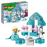 Конструктор LEGO DUPLO Princess Чаепитие у Эльзы и Олафа 10920