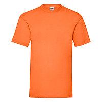 """Футболка мужская """"Valueweight T"""", оранжевый_XL, 100% х/б, 165 г/м2, фото 1"""
