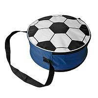 Сумка футбольная; синий, D36 cm; 600D полиэстер