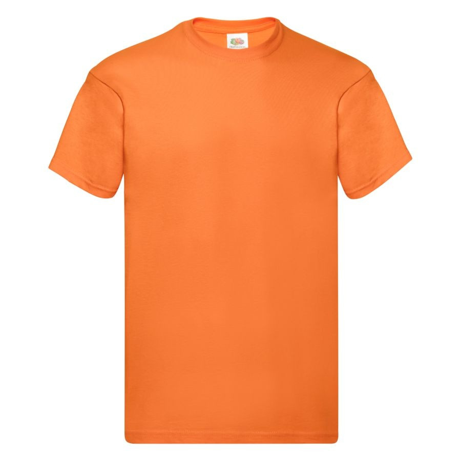 "Футболка ""Original Full Cut T"", оранжевый_M, 100% х/б, 145 г/м2"