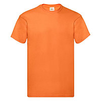 "Футболка ""Original Full Cut T"", оранжевый_M, 100% х/б, 145 г/м2, фото 1"