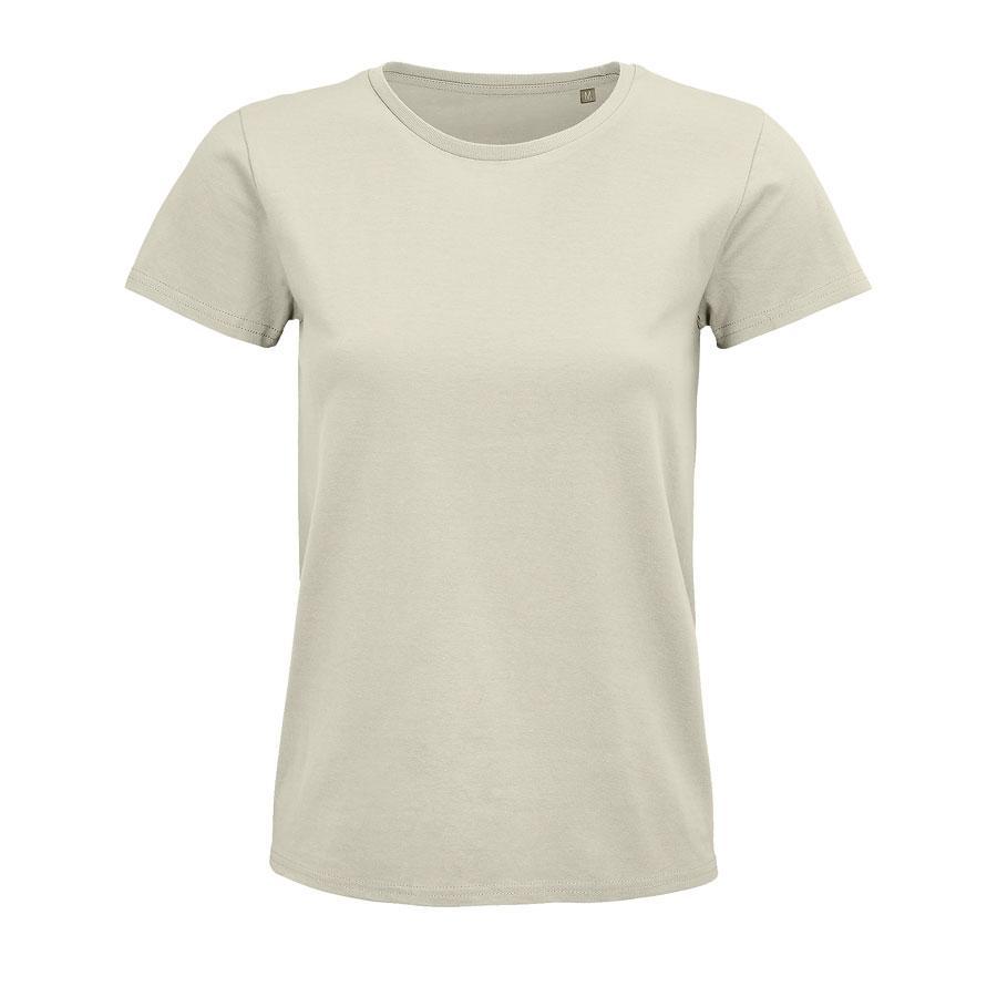 """Футболка женская """"PIONEER WOMEN"""", бежевый, XL, 100% органический хлопок, 180 г/м2"""