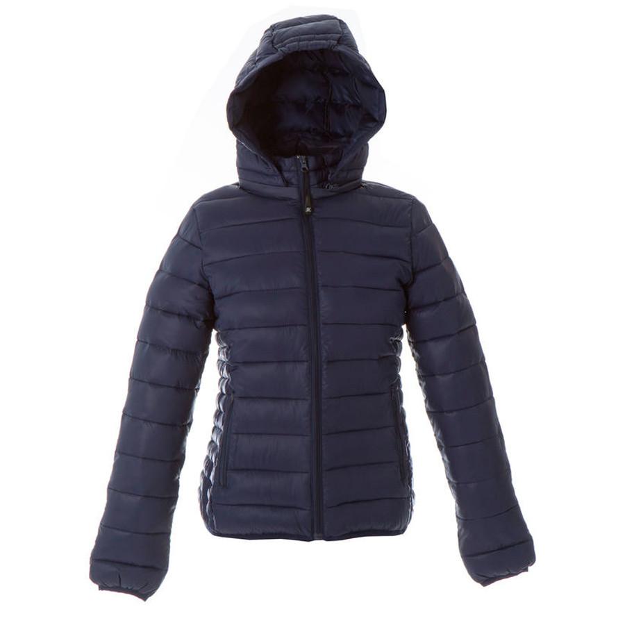 "Куртка женская ""Vilnius Lady"", темно-синий_ XL, 100% нейлон, 20D; подкладка: 100% полиэстер, 300T"