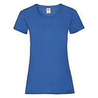 "Футболка ""Lady-Fit Valueweight T"", синий_XL, 100% хлопок, 165 г/м2, фото 1"