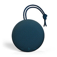 Колонка беспроводная ATRIA TWS, цвет т.синий