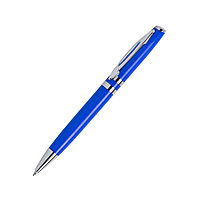 SERUX, ручка шариковая, синий, пластик, металл