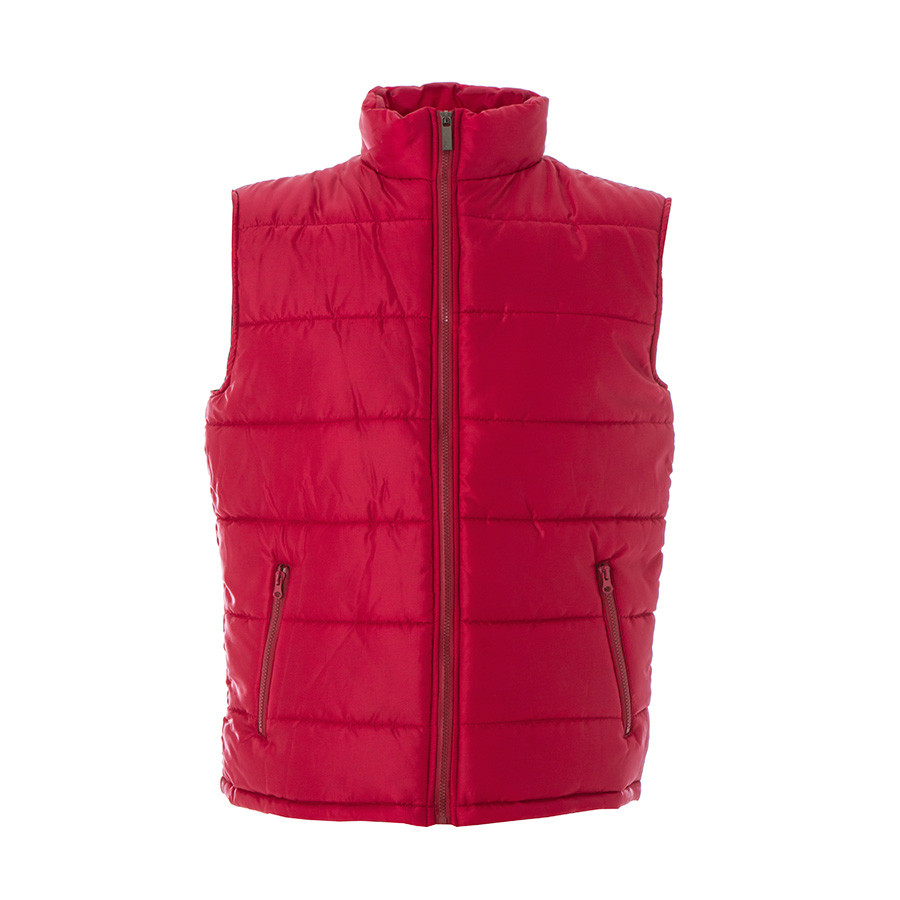 """Жилет мужской """"NEW SHANGHAI"""", красный, XL, 100% полиэстер, 180 г/м2"""