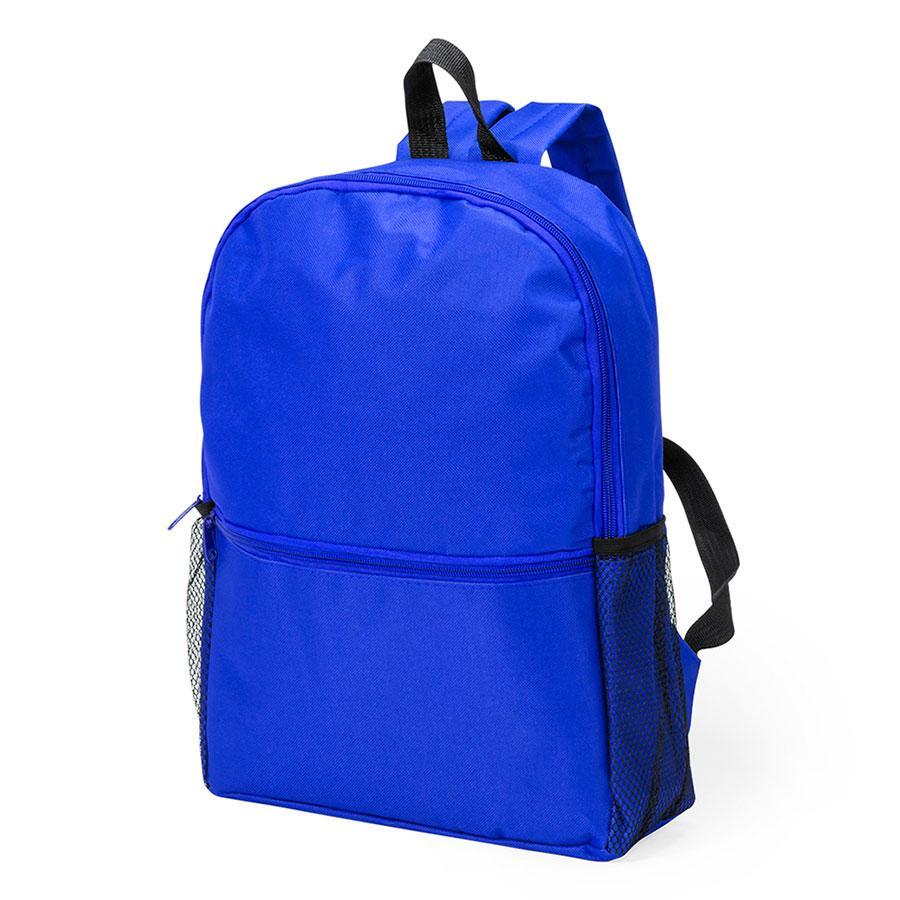 """Рюкзак """"Bren"""", ярко-синий, 30х40х10 см, полиэстер 600D"""