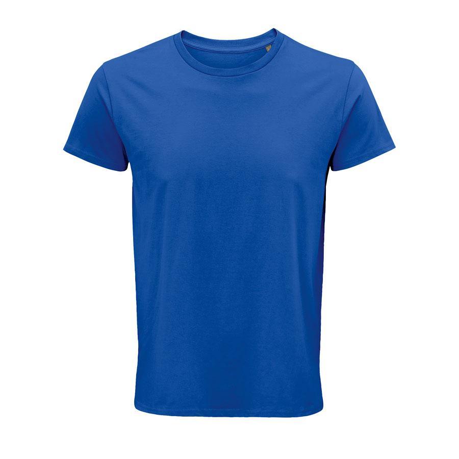 """Футболка мужская """"CRUSADER MEN"""", ярко-синий, S, 100% органический хлопок, 150 г/м2"""