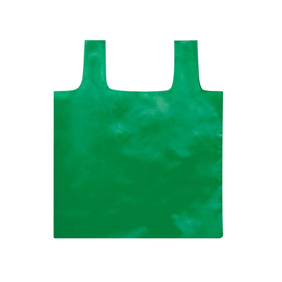"""Сумка для покупок """"Restun"""", зеленый, 45x38,5 см, 100% полиэстер RPET"""