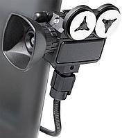 "USB-веб-камера с микрофоном ""Мотор!""; L=40, D=4,4 см; пластик"