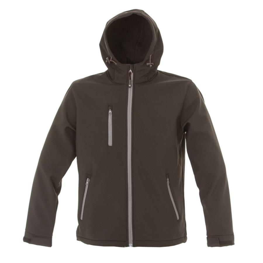 Куртка Innsbruck Man, черный_M, 96% полиэстер, 4% эластан