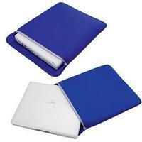 Чехол для ноутбука; синий; 29,5х36,5х2 см.; нейлон, полиэстер, спандекс; шелкография