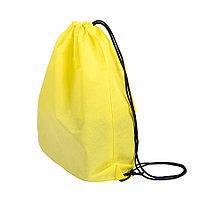 """Рюкзак """"Era"""", желтый, 36х42 см, нетканый материал 70 г/м"""