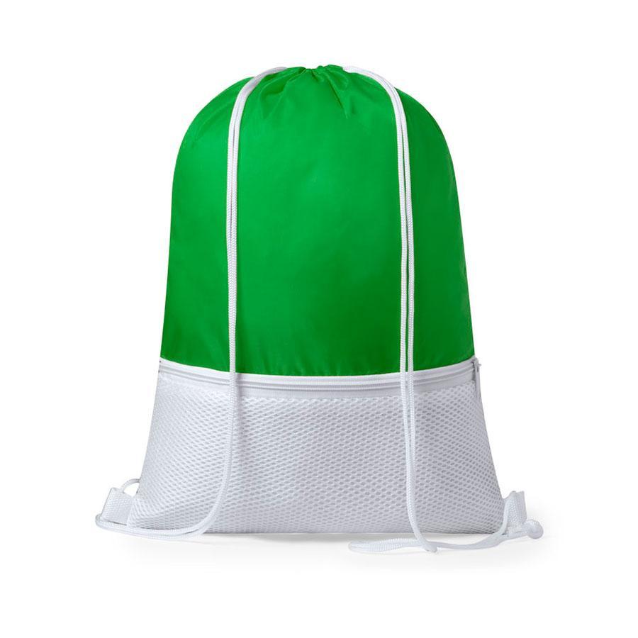 """Рюкзак """"Nabar"""", зеленый, 43x31 см, 100% полиэстер 210D"""