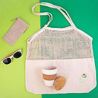 Набор подарочный SUMMERCOMES: солцезащитные очки, мешочек, стакан с крышкой, сумка