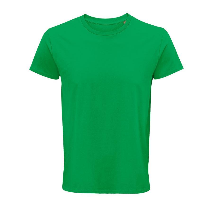 """Футболка мужская """"CRUSADER MEN"""", ярко-зеленый, S, 100% органический хлопок, 150 г/м2"""