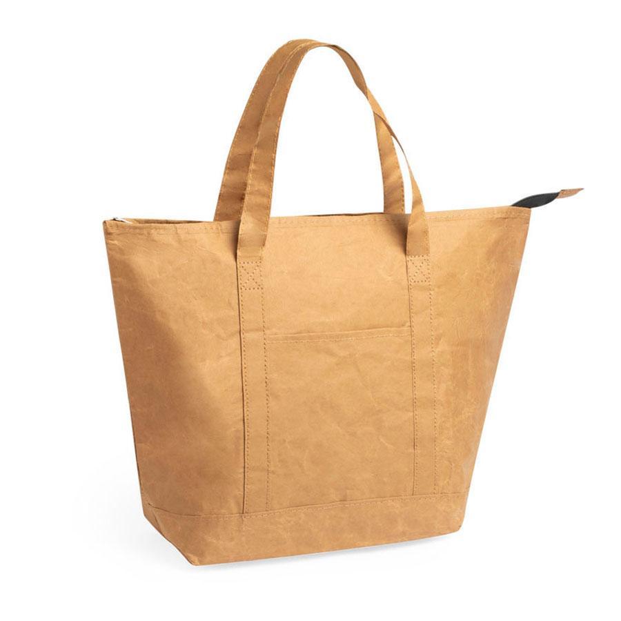 """Термо-сумка """"Saban"""", светло-коричневый, 43x33x14 см, 100% бумага"""