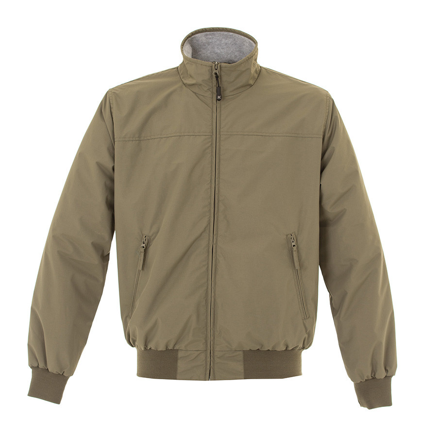 "Куртка мужская ""PORTLAND"", темно-зеленый, L, 100% полиамид, 220 г/м2"