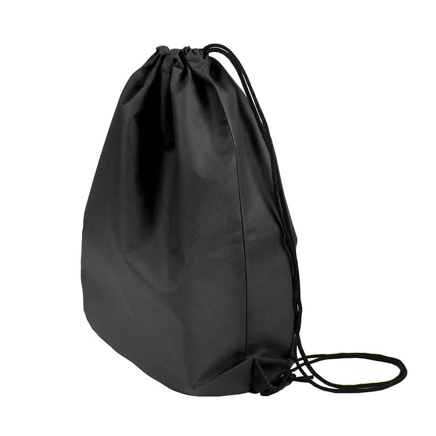 """Рюкзак """"Era"""", черный, 36х42 см, нетканый материал 70 г/м"""