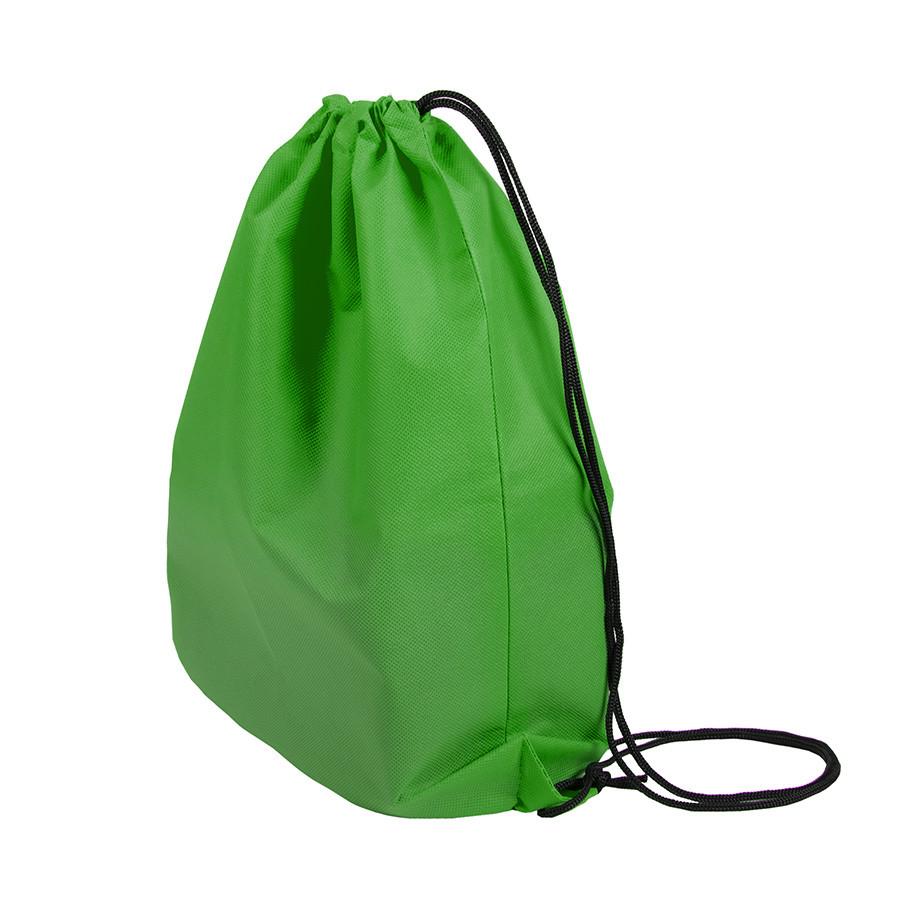 """Рюкзак """"Era"""", зеленый, 36х42 см, нетканый материал 70 г/м"""