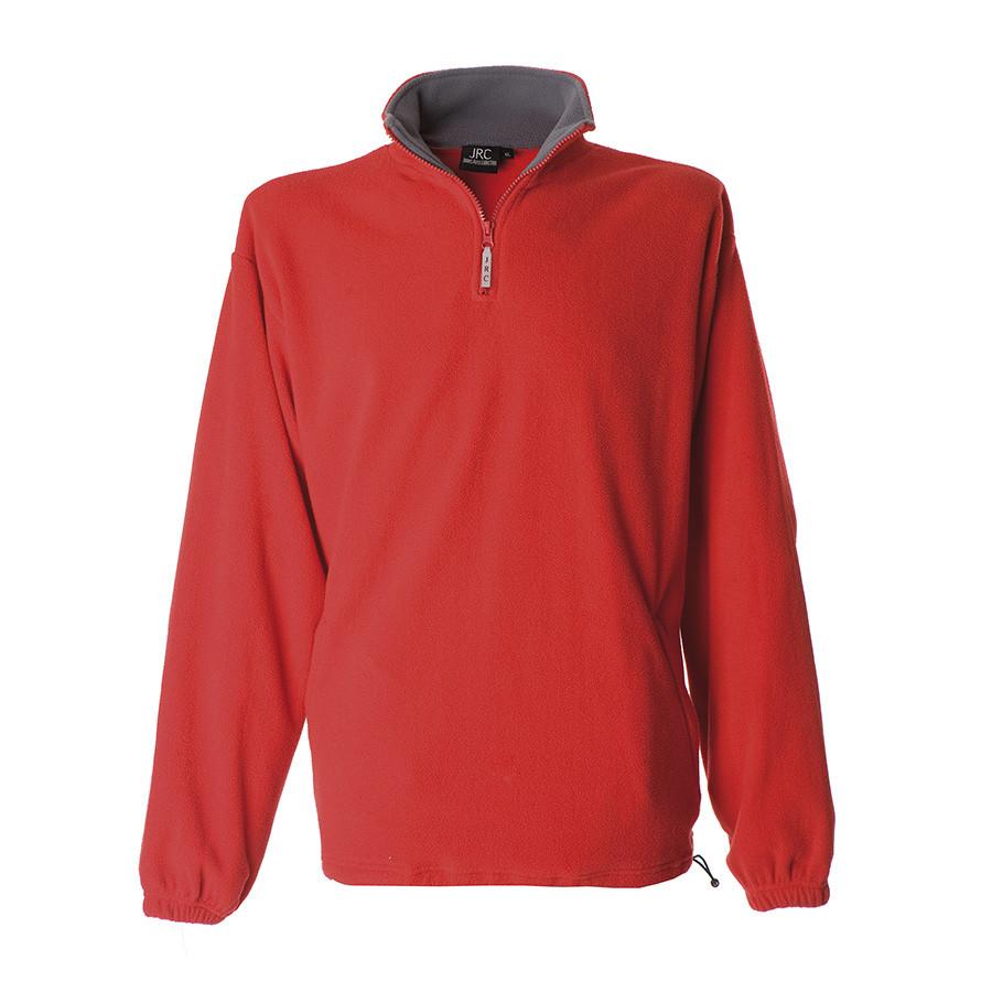"""Толстовка мужская """"ESTONIA"""",красный/серый, XL, 100% полиэстер, 280 г/м2"""