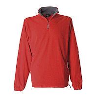"""Толстовка мужская """"ESTONIA"""",красный/серый, XL, 100% полиэстер, 280 г/м2, фото 1"""
