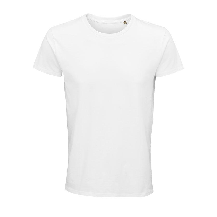 """Футболка мужская """"CRUSADER MEN"""", белый, M, 100% органический хлопок, 150 г/м2"""
