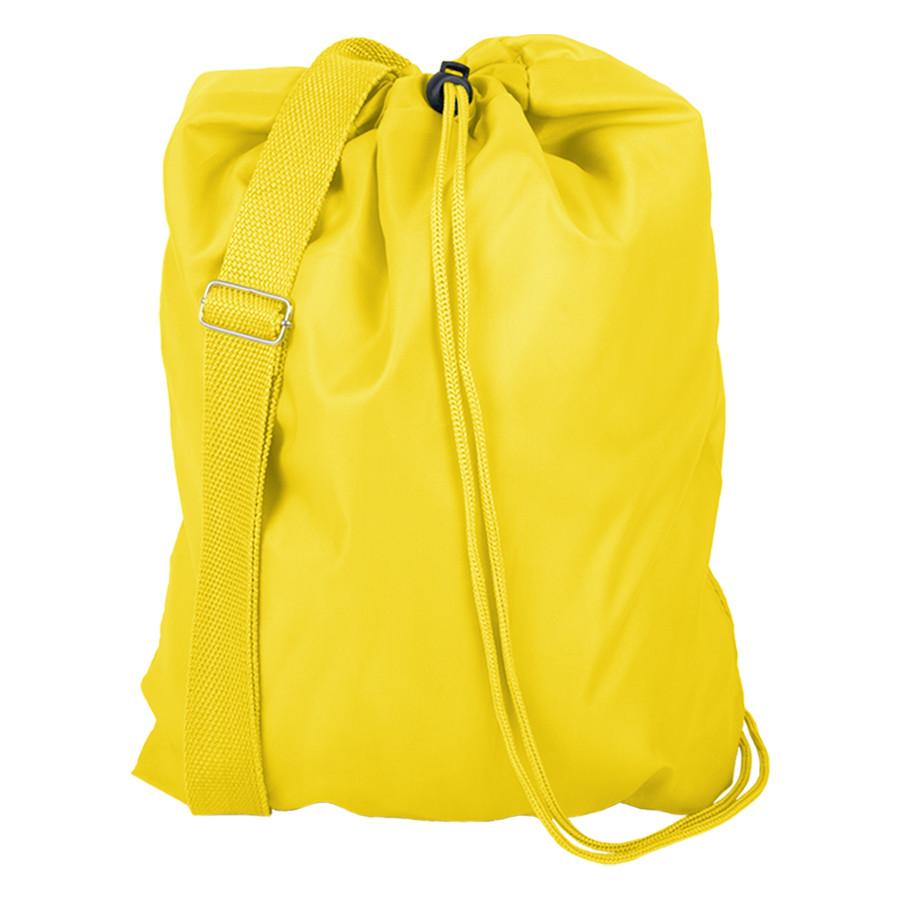 "Рюкзак ""BAGGY"", желтый, 34х42 см, полиэстер 210 Т"