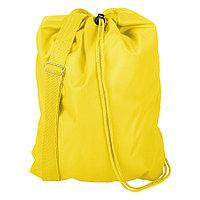 "Рюкзак ""BAGGY"", желтый, 34х42 см, полиэстер 210 Т, фото 1"