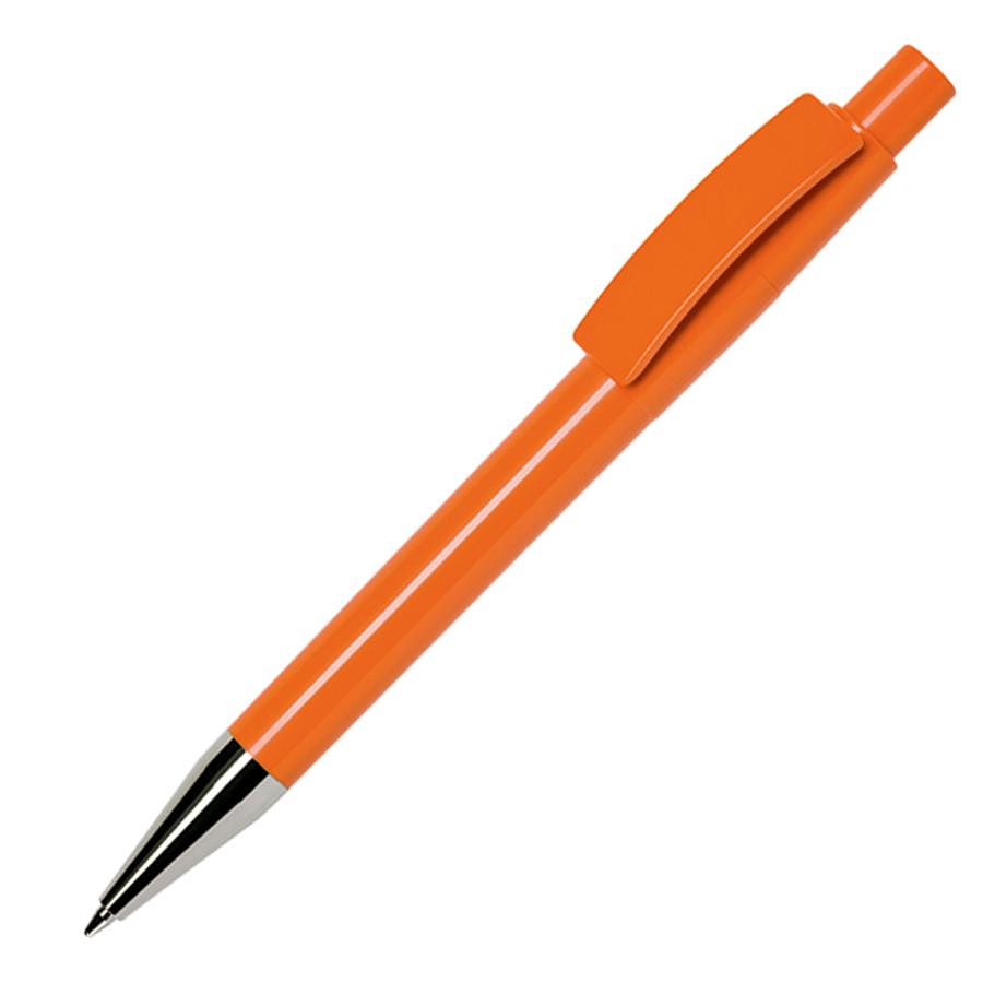 Ручка шариковая NEXT, оранжевый, пластик