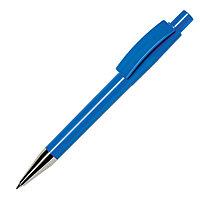 Ручка шариковая NEXT, лазурный, пластик