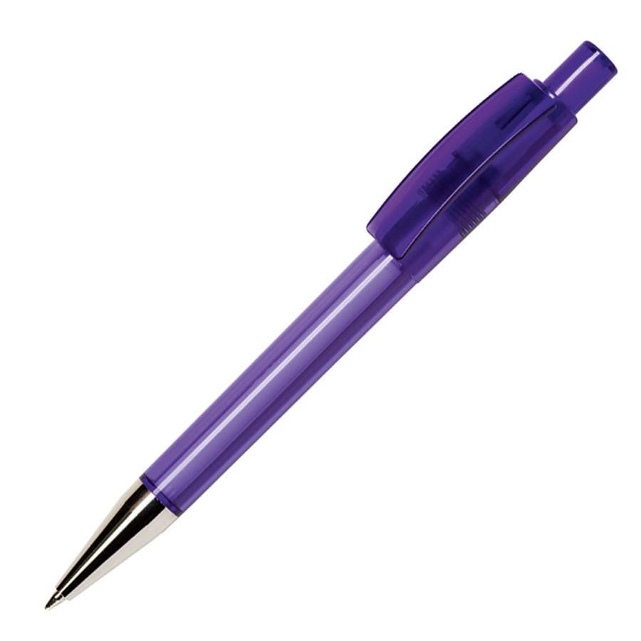 Ручка шариковая NEXT, темно-фиолетовый, пластик