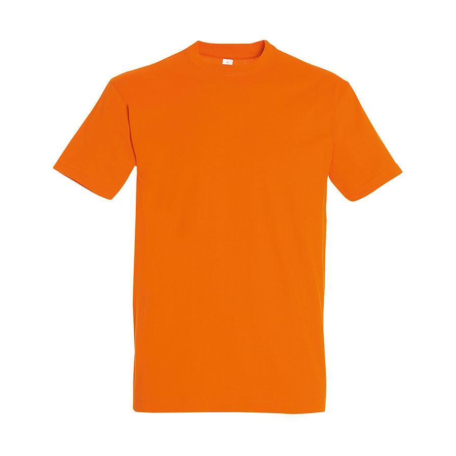 "Футболка ""Imperial"", оранжевый_S, 100% х/б, 190 г/м2"