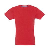 """Футболка мужская """"California Man"""", красный, XL, 100% хлопок, 150 г/м2, фото 1"""