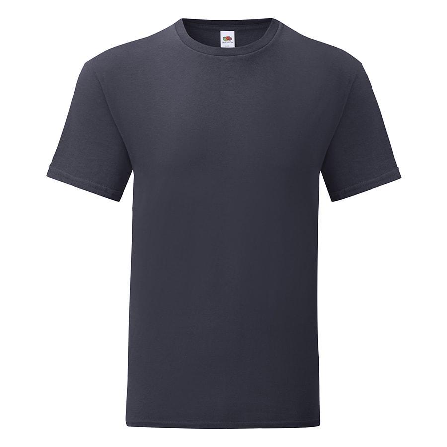 """Футболка """"Iconic"""", темно-синий,  XL, 100% хлопок, 150 г/м2"""