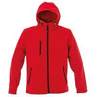 Куртка Innsbruck Man, красный_L, 96% полиэстер, 4% эластан, фото 1