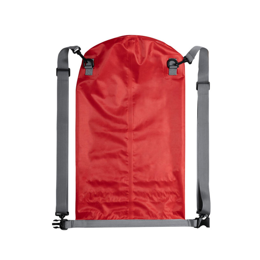 Рюкзак водонепроницаемый TAYRUX, 63 x 23 Ø см, 100% полиэстер, красный