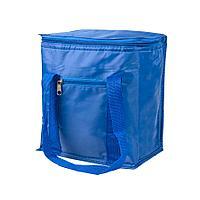 Сумка-холодильник, 5,7 л; синий; 20,7х11,8х23,5 см (5,7 л); полиэстер