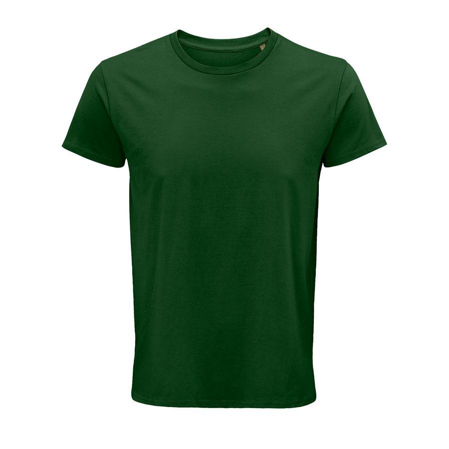 """Футболка мужская """"CRUSADER MEN"""", темно-зеленый, 4XL, 100% органический хлопок, 150 г/м2"""