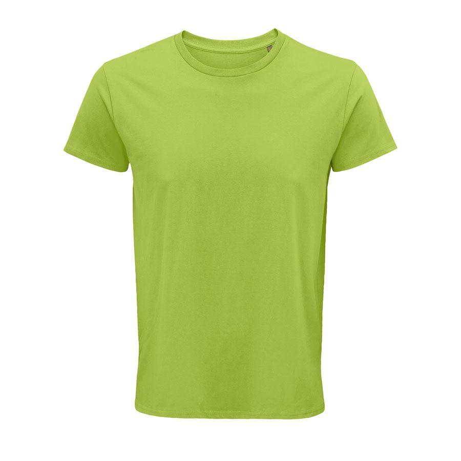 """Футболка мужская """"CRUSADER MEN"""", зеленое яблоко, XS, 100% органический хлопок, 150 г/м2"""